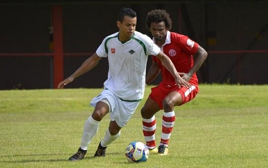 Cabofriense perdeu por 2 a 1 para o América, mas ficou com a primeira posição da fase preliminar
