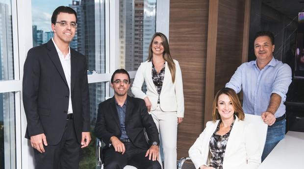 Fundadores da OrthoDontic (Foto: Divulgação)
