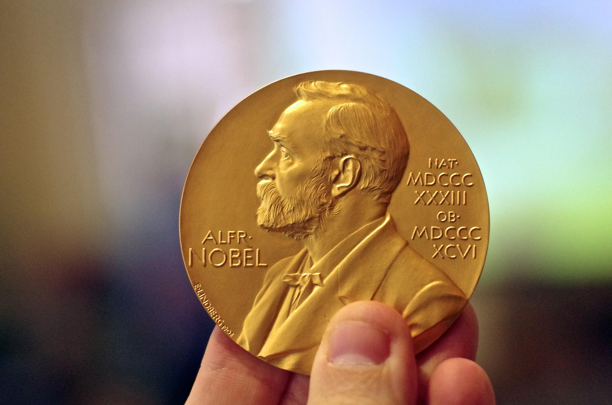 Nobel (Foto: Reprodução/Flickr)