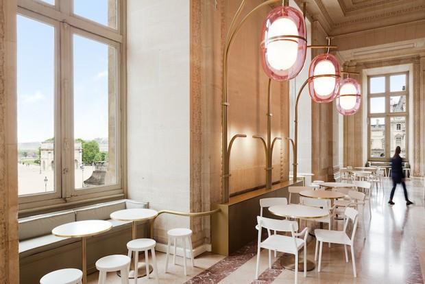 15 restaurantes soberanamente estilosos em Paris (Foto: M. Giesbrecht)