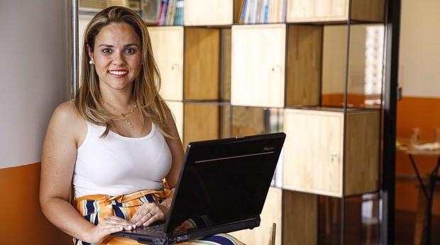 A vereadora Janaina Lima (Foto: Divulgação)