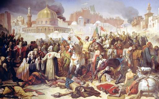 Dois séculos de guerra cristãs: entenda o que foram as Cruzadas
