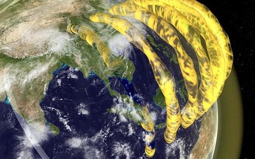 Estudante de 23 anos teria provado que existem tubos de plasma flutuando sobre a Terra