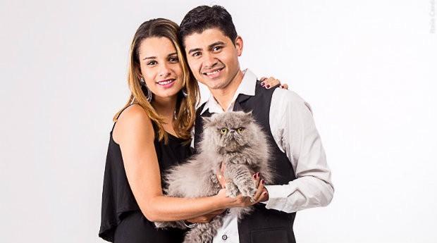 Cleber Santos e Dan Batista, empreendedores responsáveis pelo ComportPet (Foto: Divulgação)