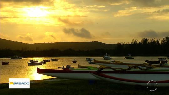 """Vai Encarar?"" entra no clima da canoa havaiana e enfrenta desafio de remada em grupo e individual"