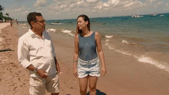 Projeto ambiental em Itaparica protege e preserva a vida marinha