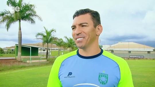 Aos 39 anos, Lúcio acerta com o Brasiliense e vai disputar a Série D em 2018