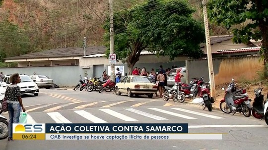 OAB do ES investiga captação ilícita de clientes para ação internacional contra Samarco