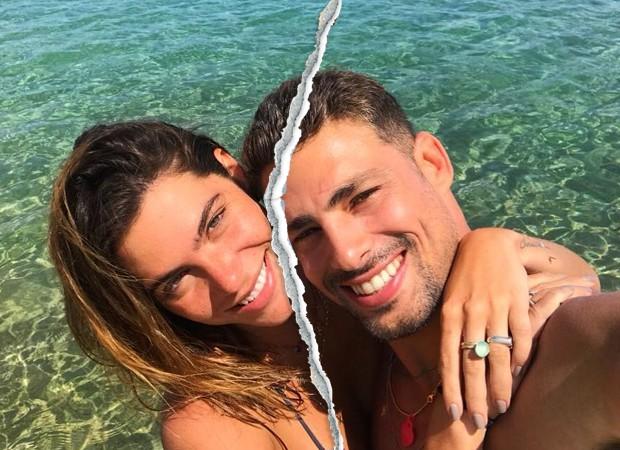 Mariana Goldfarb e Cauã Reymond: fim de namoro (Foto: Reprodução Instagram)