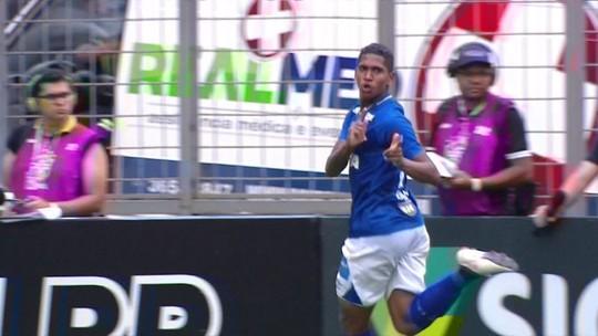 Raniel brilha, pede passagem e se credencia à titularidade no Cruzeiro