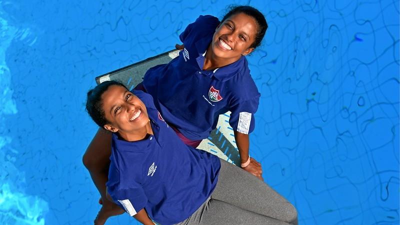 Gêmeas atletas de saltos ornamentais dizem que sofreram racismo em shopping no Rio; polícia investiga