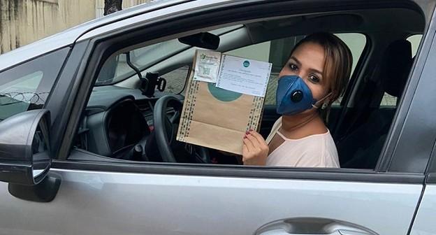 Coronavírus: Por alta demanda em aplicativos, empreendedores fazem entregas no próprio carro