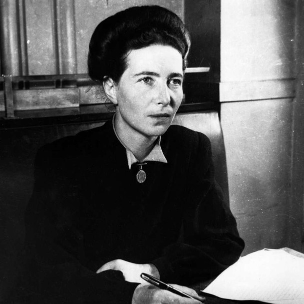 Simone de Beauvoir (Foto: Getty Images)