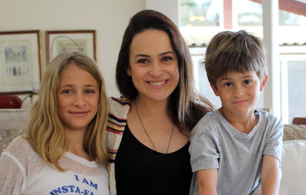 Manu e Fred são os trabalhos de que Gabriela Duarte mais se orgulha na vida! (Foto: Anny Ribeiro / Gshow)