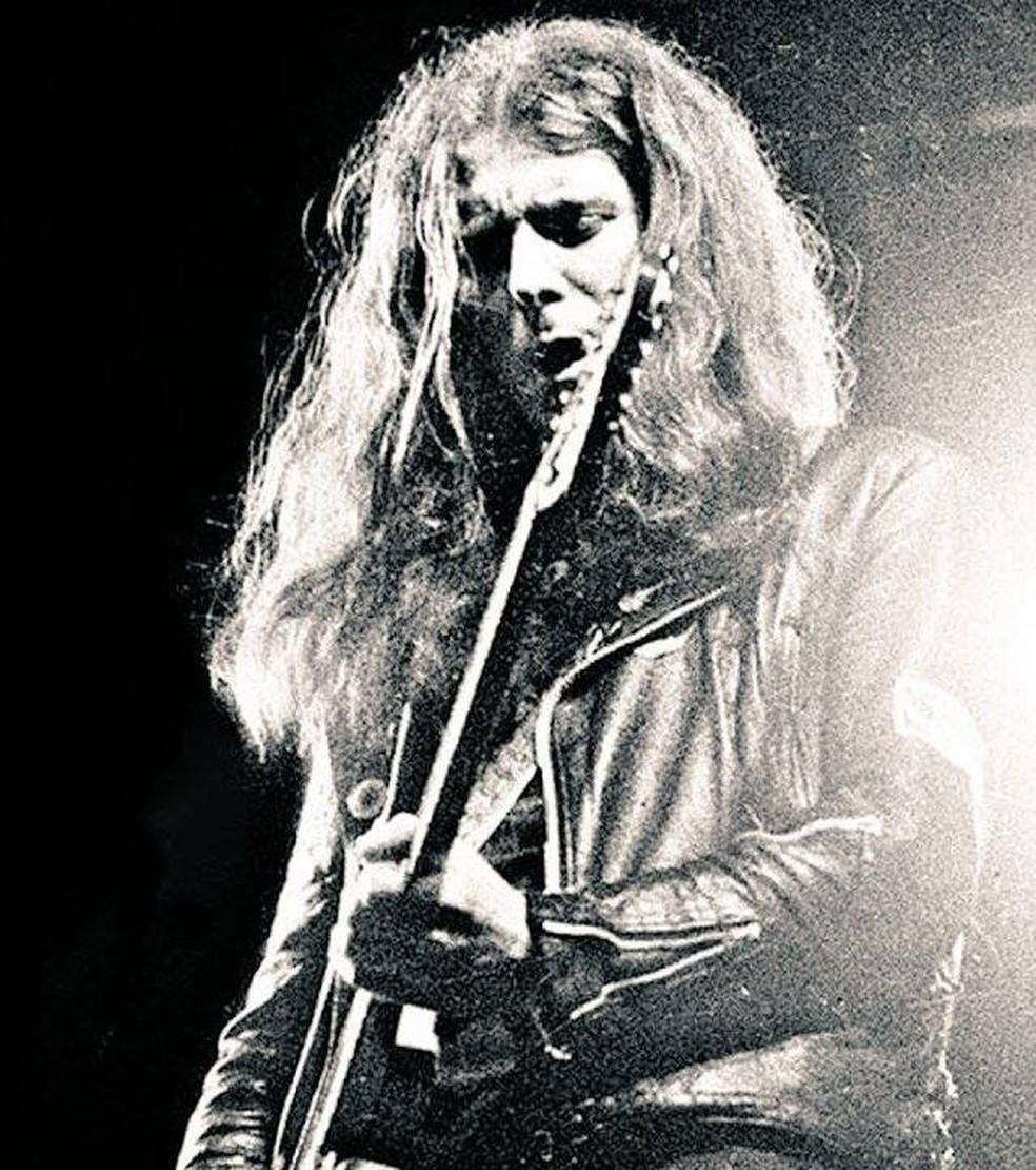 Eddie Clarke, da banda Motörhead, morre aos 67 anos (Foto: Divulgação)
