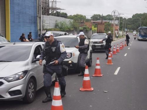 Cerca de 700 CNHs foram retidas em 2018 durante fiscalizações em Manaus