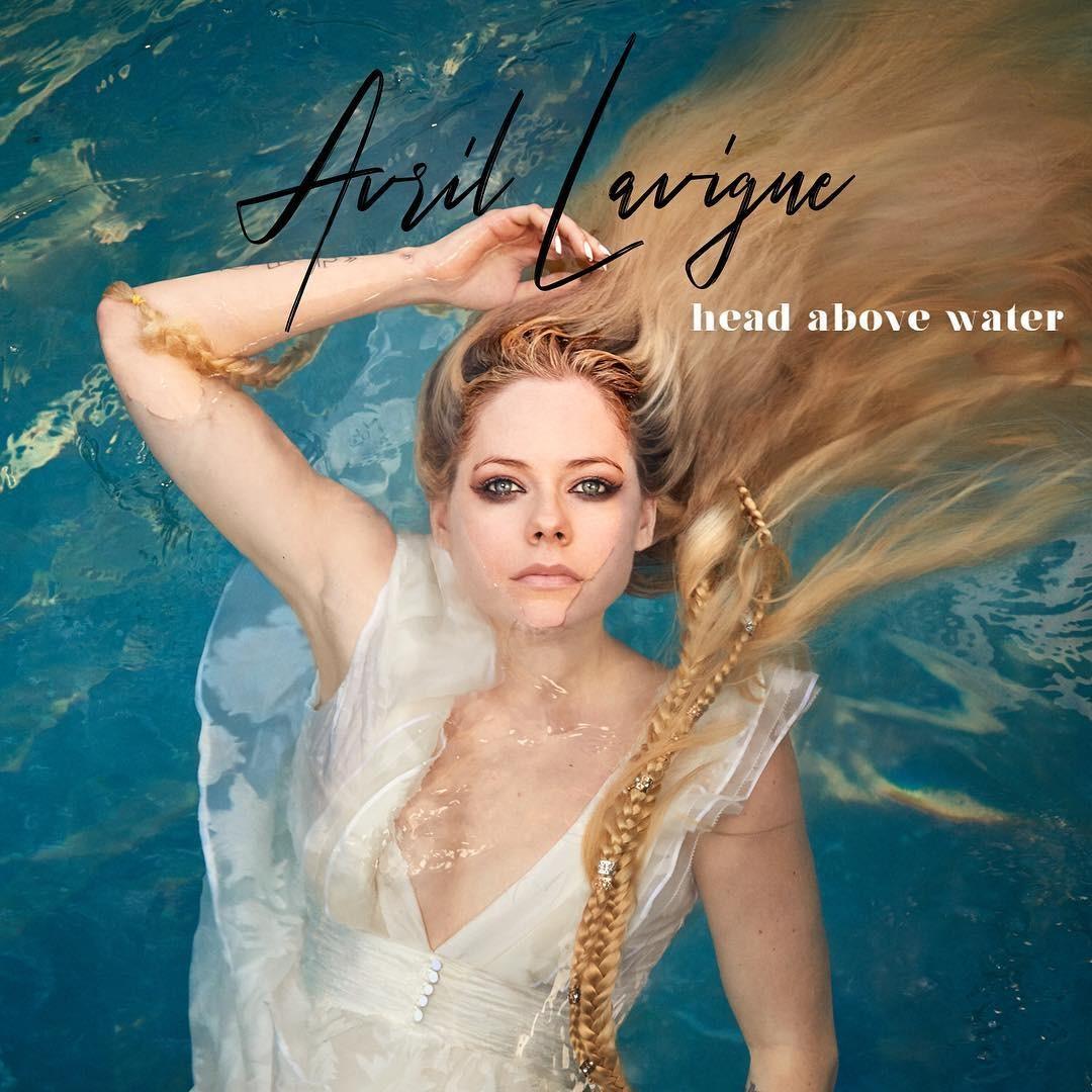 'Head Above Water', de Avril Lavigne, tem letra sincera e arranjo meio Miley Cyrus - Radio Evangelho Gospel