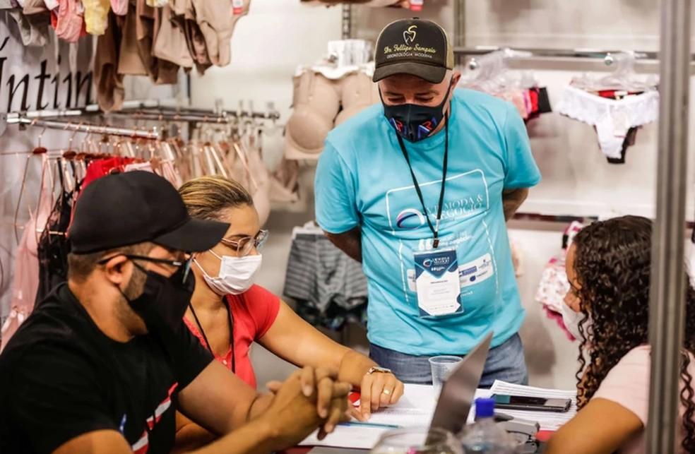 """8ª edição do """"Moda & Negócio do Agreste Pernambucano"""" — Foto: Divulgação"""