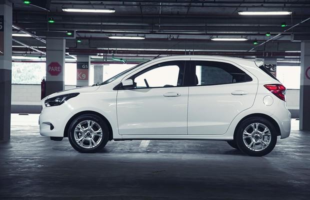 Novo Ford Ka Todos Os Pre 231 Os Vers 245 Es E Custos Auto