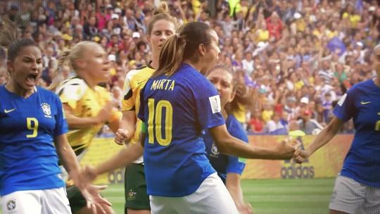 Passe de Letra: um jogo muito maior que o futebol; assista