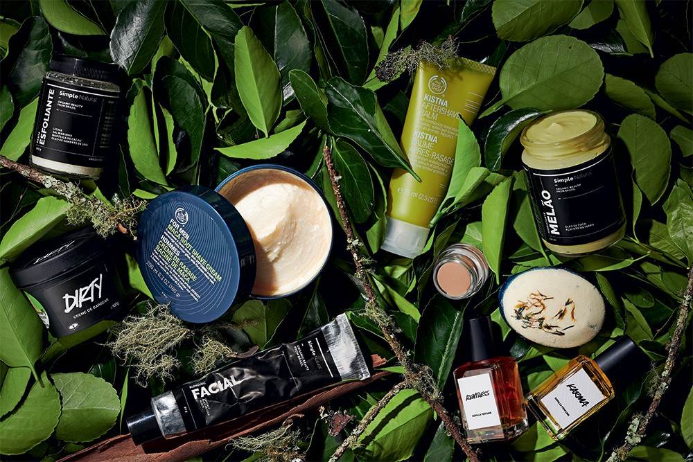 Produtos edição verde (Foto: Xico Buny)