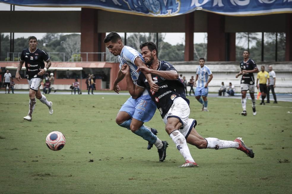 Dupla Re-Pa pediu a suspensão imediata do Parazão — Foto: Jorge Luiz/Paysandu