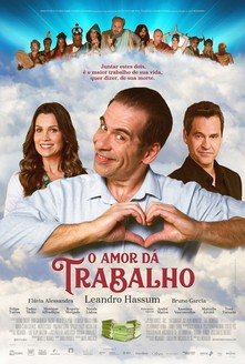 filme O Amor Dá Trabalho