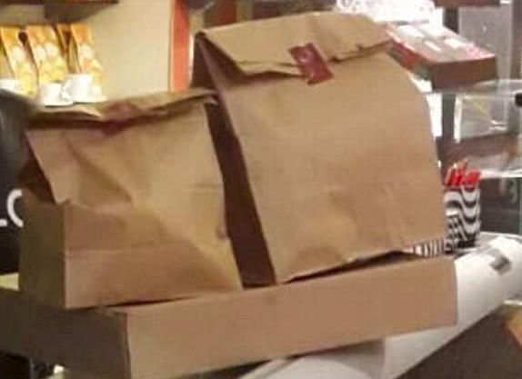 Embalagem de papelão