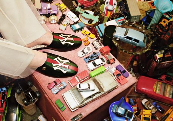 Gucci lança a campanha da coleção Gucci Collectors (Foto: Divulgação)