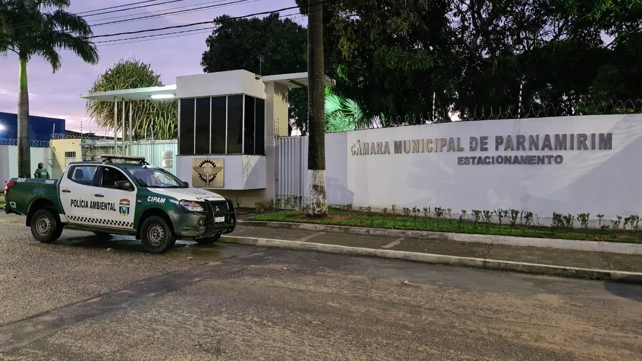 Vereadores presos durante operação do Ministério Público em Parnamirim são liberados pela Justiça