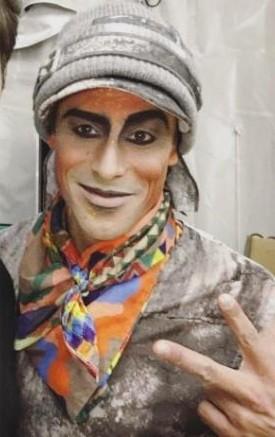 Yann Arnaud, acrobata do Cirque du Soleil morto após queda (Foto: reprodução/ instagram)