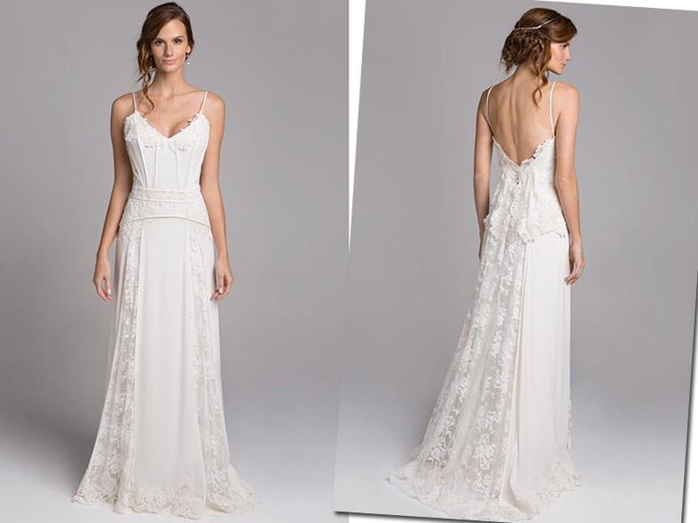 466c69ee8d Noiva à brasileira  65 vestidos de noiva assinados pelos principais ...