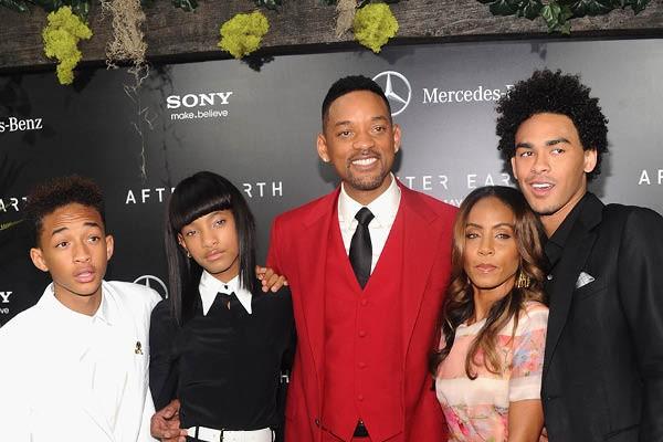 Will Smith e esposa esconderam dos filhos as traições que quase arruinaram  o casamento, diz revista - Monet   Celebridades
