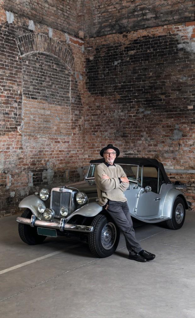 6 arquitetos falam da paixão por colecionar carros vintage (Foto: Fran Parente)