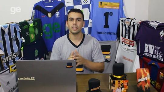 Com quatro do Santos, Esquadrão tem time todo de mandantes na rodada #30