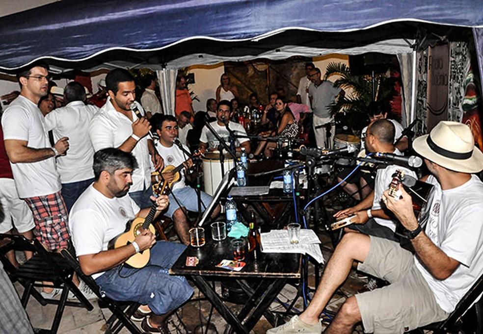 Ribeira Boêmia faz prévia carnavalesca em Pirangi — Foto: Divulgação/Ribeira Boêmia