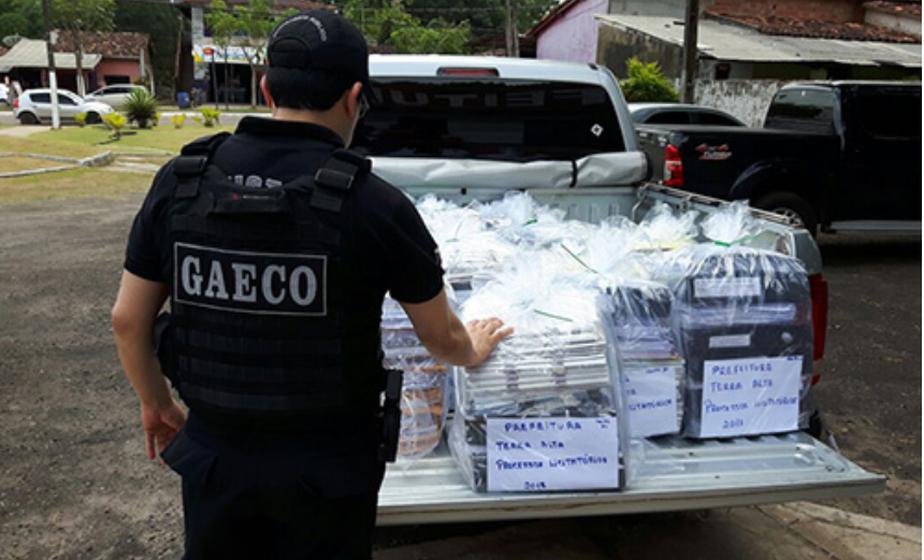 Ministério Público e Polícia Civil deflagram operação para investigar fraudes em licitações na Prefeitura de Terra Alta
