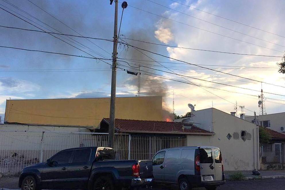 Chapeiro ferido em explosão de gás em Araraquara é transferido para hospital de Bauru - Noticias