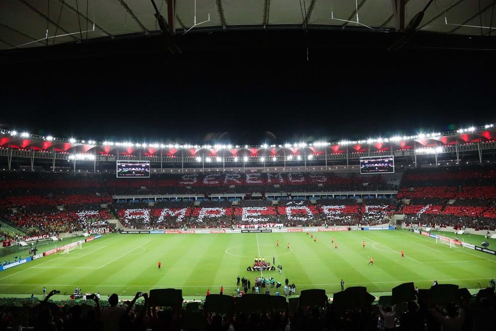 Fla e Palmeiras têm seis dos sete jogos com maiores rendas em 2017