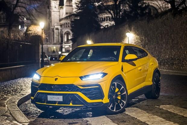 Lamborghini Urus 2019 (Foto: Divulgação)