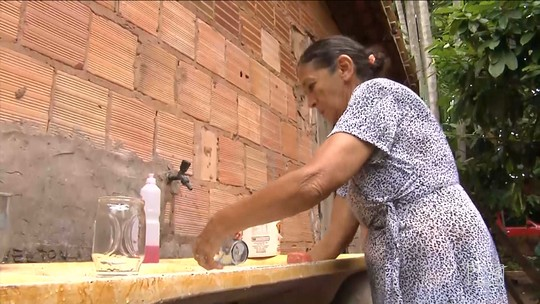 Moradores sofrem com falta d'água em Governador Edison Lobão, MA