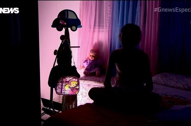 'Os filhos da violência doméstica', especial da GloboNews (Foto: Reprodução)