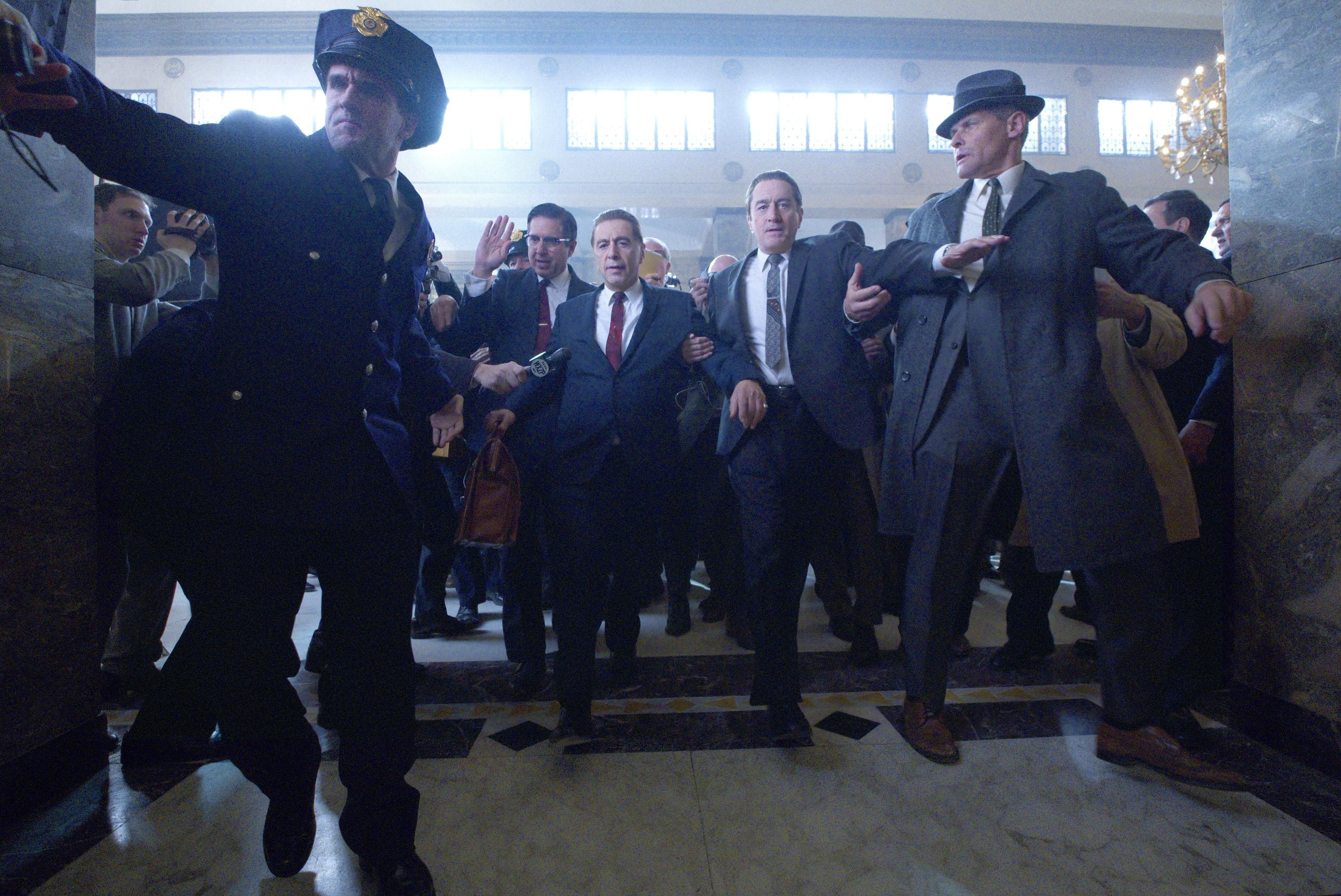 'O Irlandês', novo filme de Scorsese, será convidado de honra do festival de Roma - Notícias - Plantão Diário