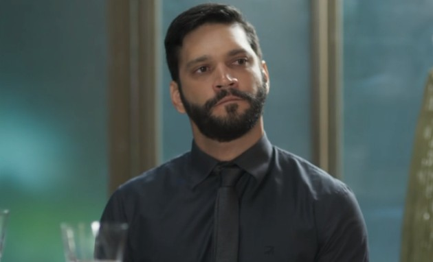 Armando Babaioff is Diogo (Photo: TV Globo)
