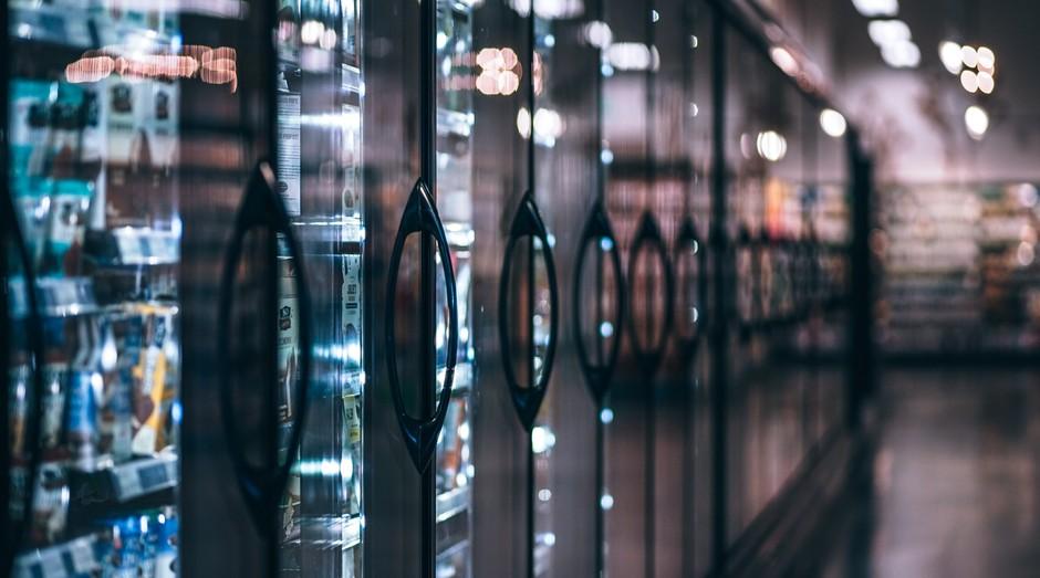 mercado, geladeira (Foto: Reprodução/Pexels)