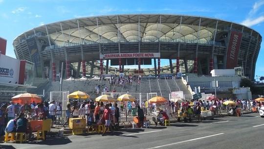 Foto: (Thiago Pereira/Globoesporte.com)