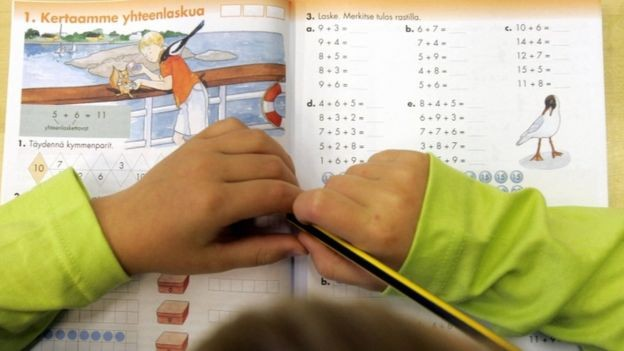 Persistência tem peso crucial no resultado de exames como Pisa e Enem (Foto: AFP via BBC)