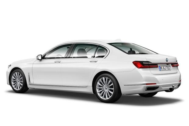 BMW Série 7 2020 - flagras (Foto: BMW Blog)