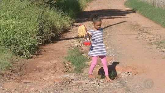 Moradores de Boituva se preocupam com más condições de estrada municipal