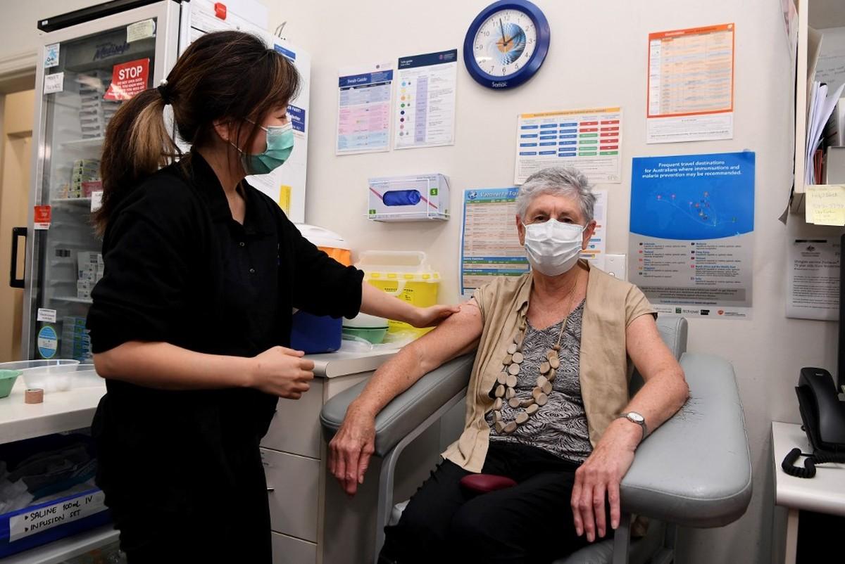 Austrália culpa União Europeia por atraso do plano de vacinação